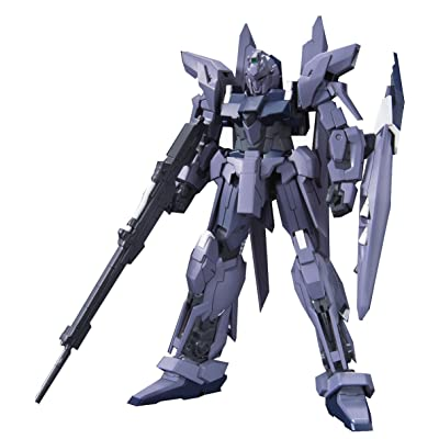 Bandai Hobby Delta Plus Mobile Suit Gundam Model Kit (1/144 Scale): Toys & Games