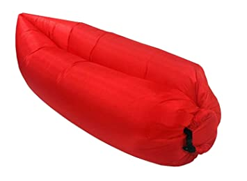 dinpei - Sofá, impermeable - Camilla de aire inflable Sofá ...