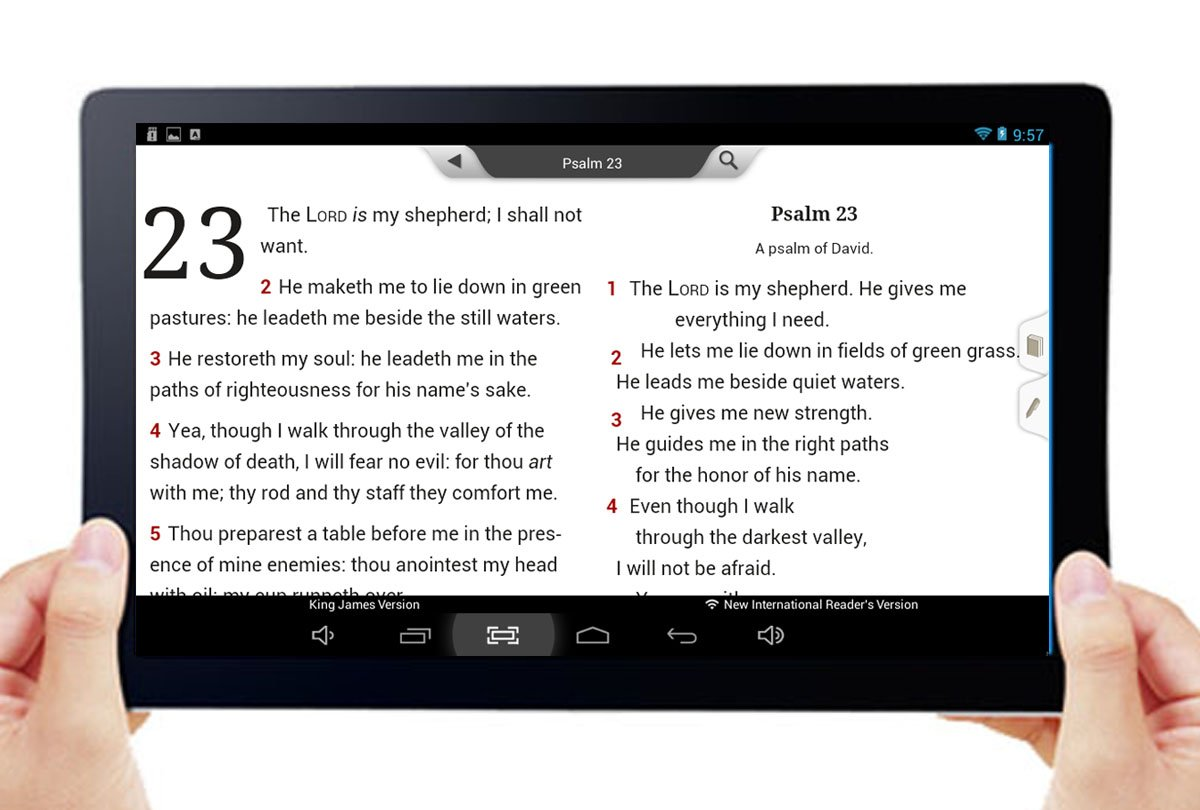 amazon com bible tablet the complete new king james version