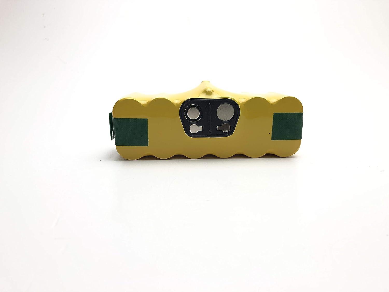 Batería compatible con iRobot Roomba 500, 510, 520, 521, 530, 531, 532, 535, 540, 550, 555, 560, 562, 570, 580, 610 Professional