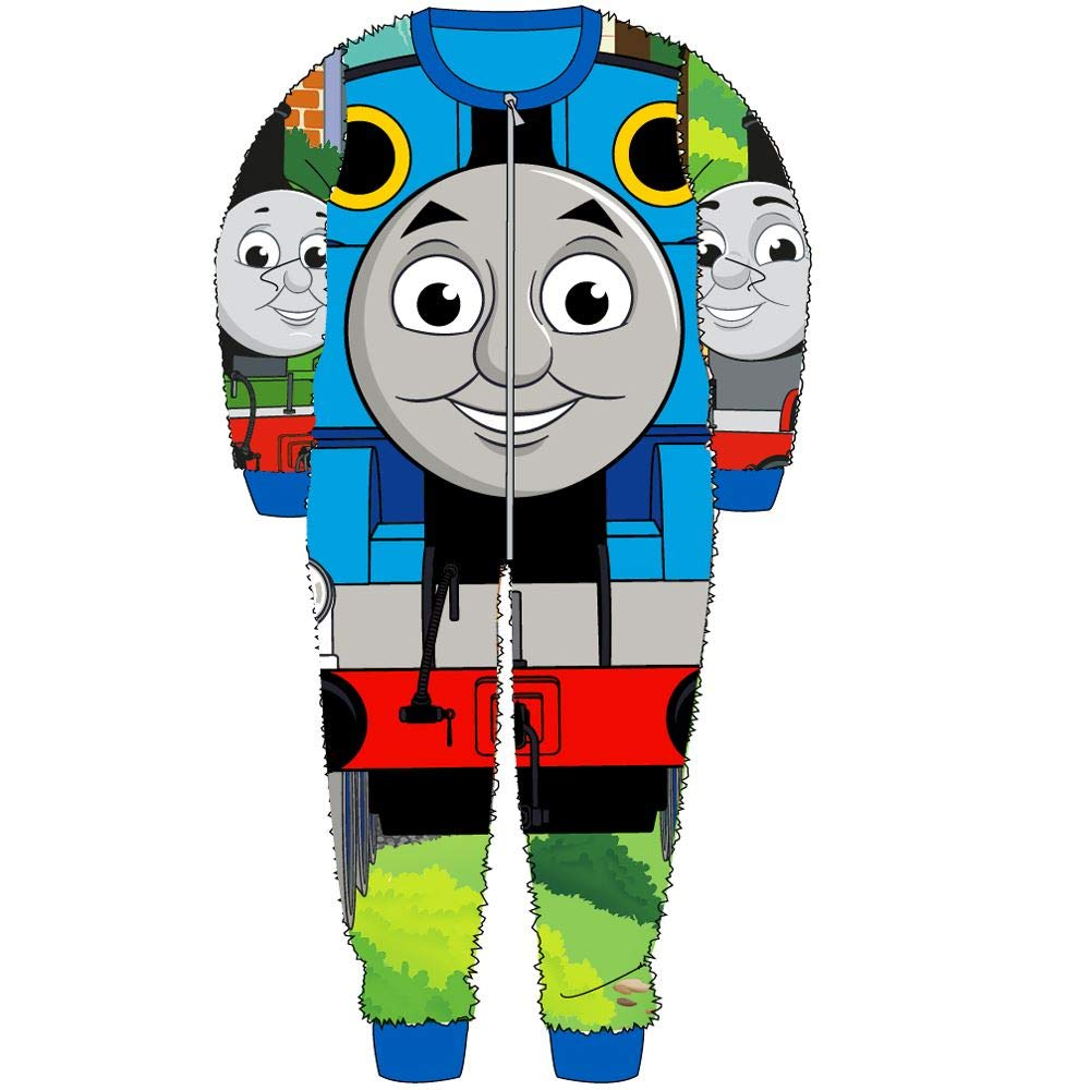 Kids Boys Thomas Sleepwear Onesie