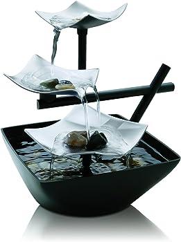 HoMedics EnviraScape Illuminated Relaxation Fountain