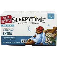 Celestial Seasonings 27891-3pack Celestial Seasonings Sleepytime Extra Herb Tea - 3x20 bag