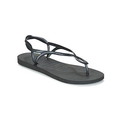 567461ad838a1 Havaianas Women s Luna Sandals  Amazon.co.uk  Shoes   Bags