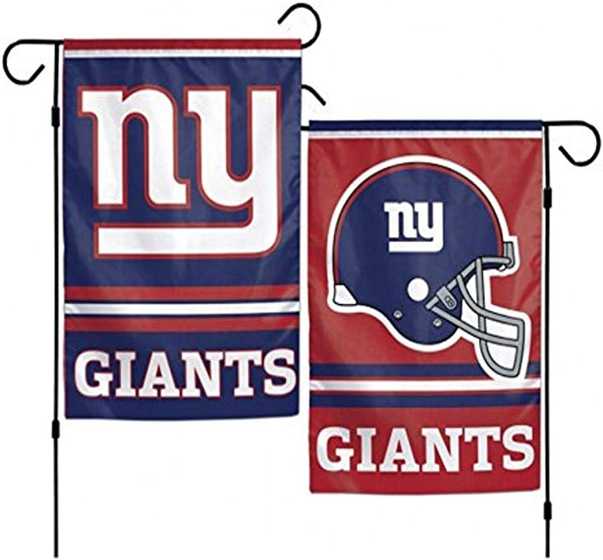 NFL New York Giants 2-Sided Garden Flag, 12 x 18-inches
