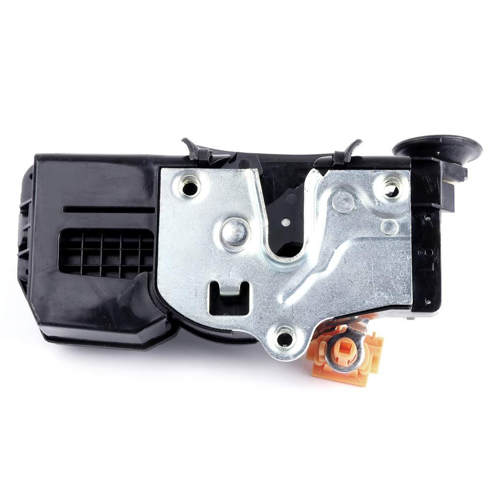 cciyu Door Lock Actuators Door Latch Rear Left Fits for 2006-2011 Chevrolet Impala 931-332