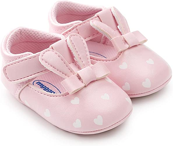 Baby Girl Shoes for 0-18 Months Kids