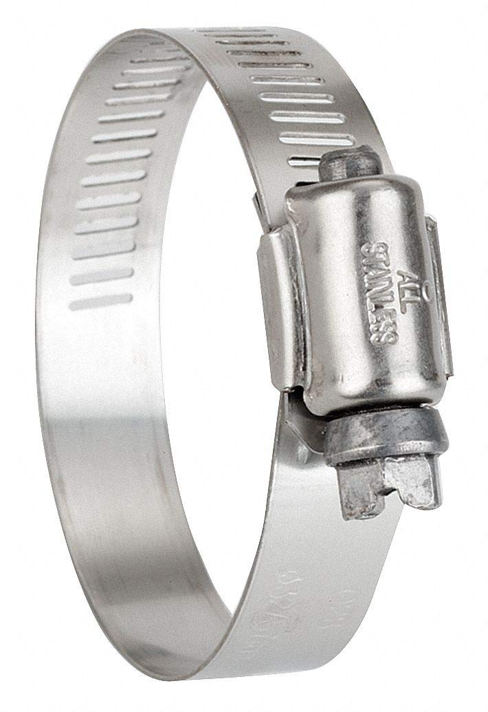 PK10 Hose Clamp 1-1//2 to 2-1//2 in SAE 32