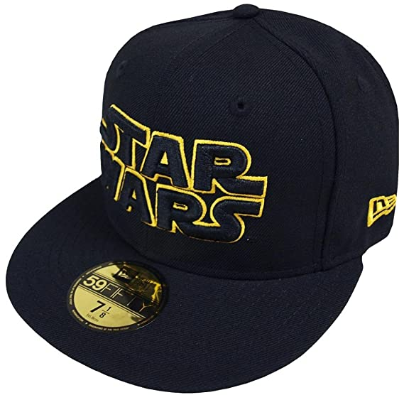 New Era Star Wars Black 59fifty Fitted Cap Special Limited Exclusive  Edition Men df078d28b57d