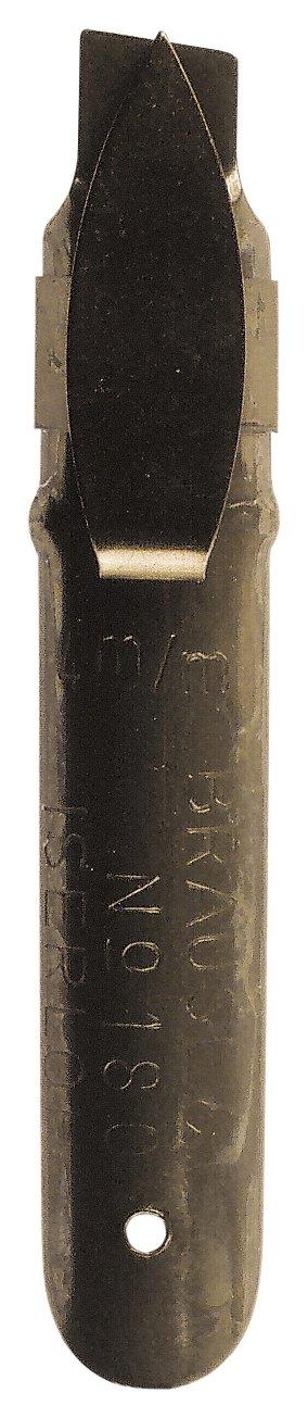 Brause 4 mm Nibs Bandzug, 50 Pack