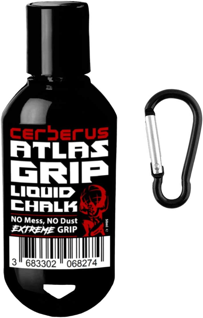 CERBERUS Strength Atlas Grip - Tiza líquida