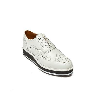 Lacets Marron Chaussures / Bianco Noir / Blanc zxvDgmLJu
