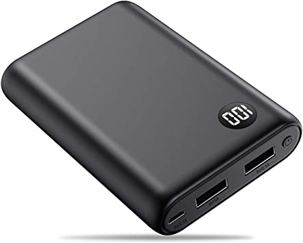 kilponen Power Bank 13800mAh Batería Externa Cargador Móvil ...