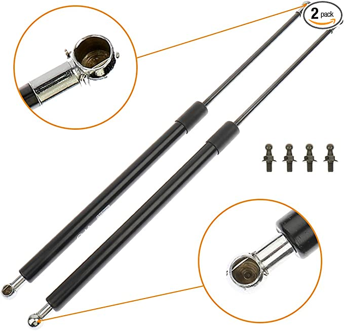 Rear Hatch Tailgate Lift Supports Gas Springs Shocks Struts for 2003-2008 Nissan 350Z 4194 SG325022,Pack of 2