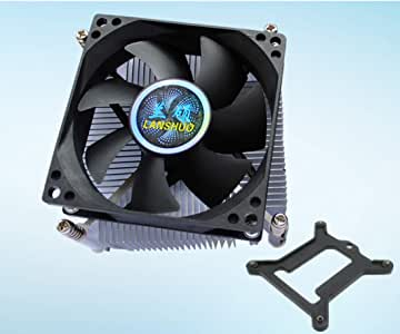 Chengleilei CPU del radiador de Aluminio Control de Velocidad de 4 ...