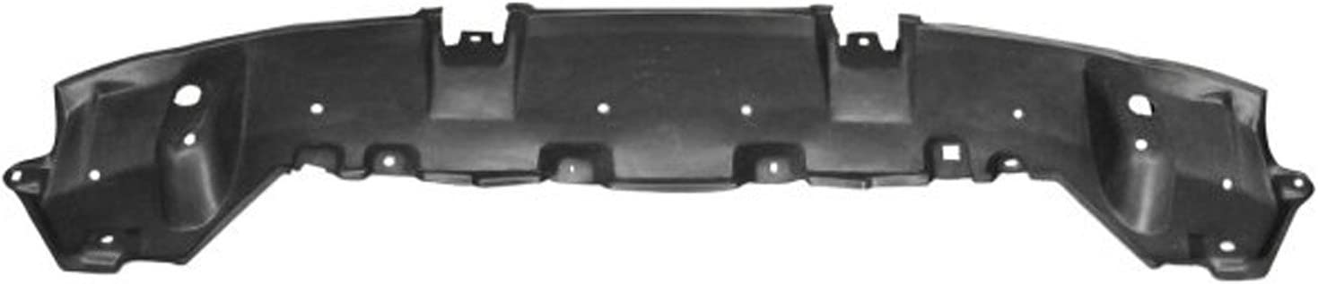 OE Replacement TOYOTA PRIUS/_V Undercar Shield