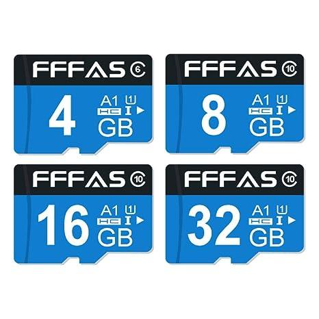 SD 16 GB 32 GB Tarjeta Micro SD 64 GB 128 GB De Capacidad ...