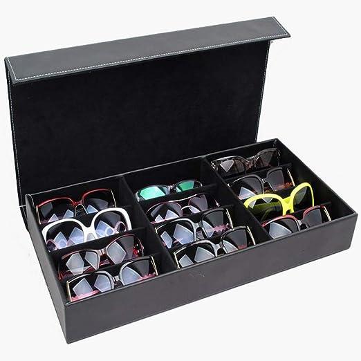 Madeinely Caja de Almacenamiento de Gafas Estuche para Gafas de ...