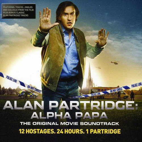 Alan Partridge (2013) Movie Soundtrack