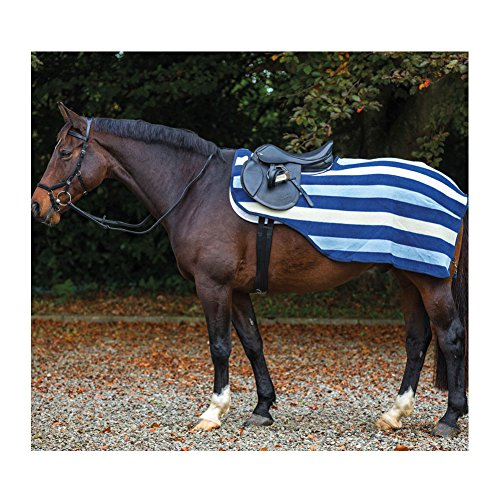 Horseware Rambo Newmrkt Competition Sheet L Navy