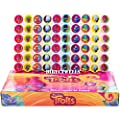 Trolls Dreamworks Character Authentic Licensed 10 Assorted Stampers Party Favors Goodie Bags Filler from DreamWorks