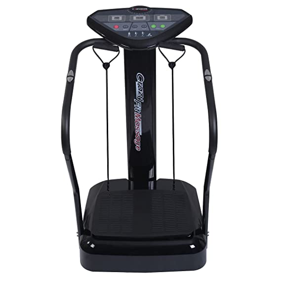 A1 Large Medicarn Power Vibration Plate Workout Exercise