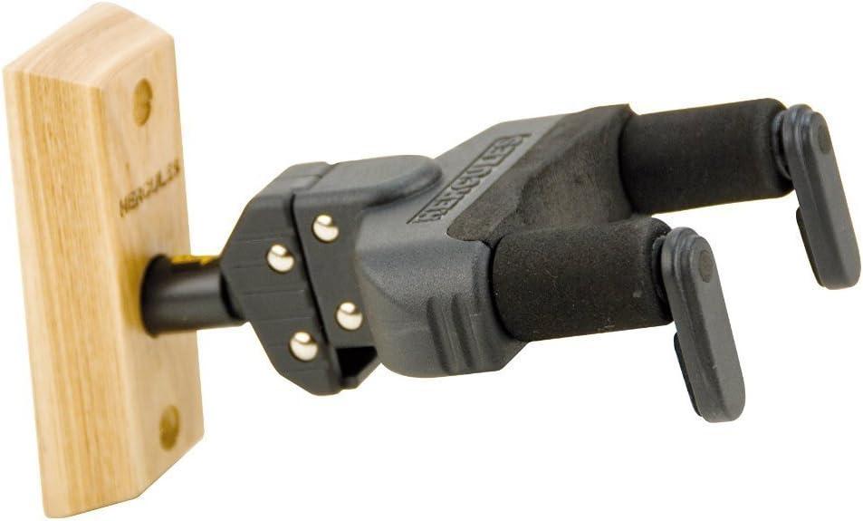Hercules GSP38WB - Colgador de pared para guitarra: Amazon.es ...