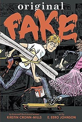 book cover of Original Fake