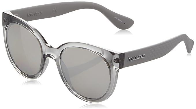 Havaianas Sunglasses Noronha, Gafas de Sol para Mujer, Plateado (Silver), 52: Amazon.es: Ropa y accesorios