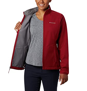 Columbia Womens Kruser Ridge II Softshell Jacket, Water & Wind Resistant