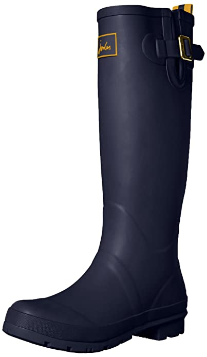 Amazon.com | Joules Women's Field Welly Rain Boot | Rain Footwear