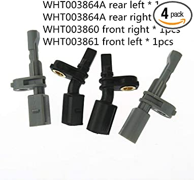 1 Year Warranty! ABS Sensor F Left Audi S3 Quattro 8L Brand New