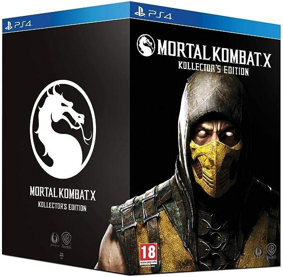 Mortal Kombat X - Édition Kollector [Importación Francesa]: Amazon.es: Videojuegos