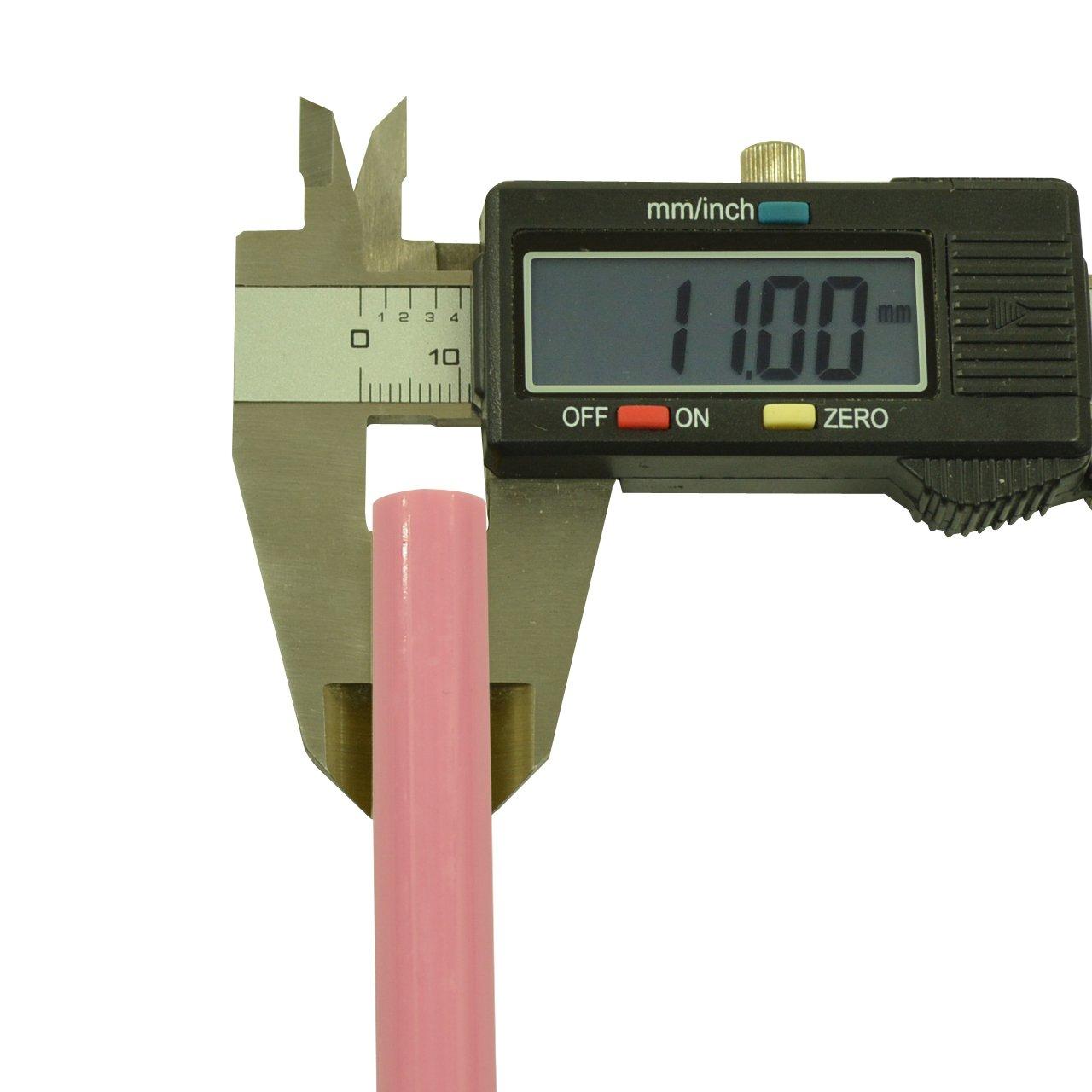 GlueSticksDirect Pink Colored Glue Sticks 7/16'' X 4'' 5 lbs by GlueSticksDirect.com (Image #4)