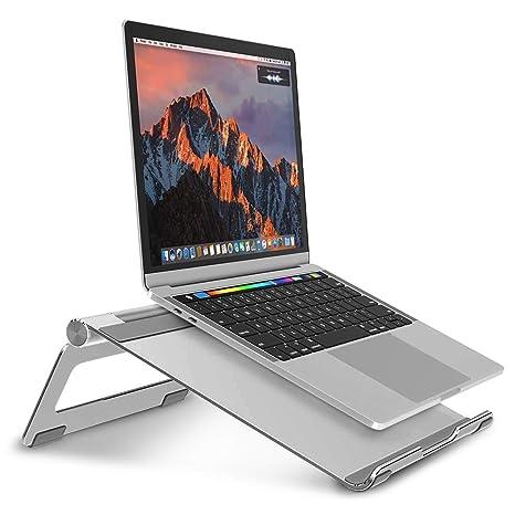 Amazon.com: innowatt Adjustable Laptop Stand, Laptop Riser ...