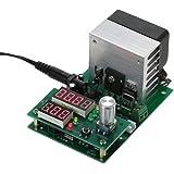 KKmoon 9,99 A 60W 30V Elektrisch Akku Batterie Kapazität Prüfer Modul mit LED Anzeigen, Multifunktional Konstante Strom Entladung Energieversorgung Tester, Dual Testmodi Automatische Speicherfunktion