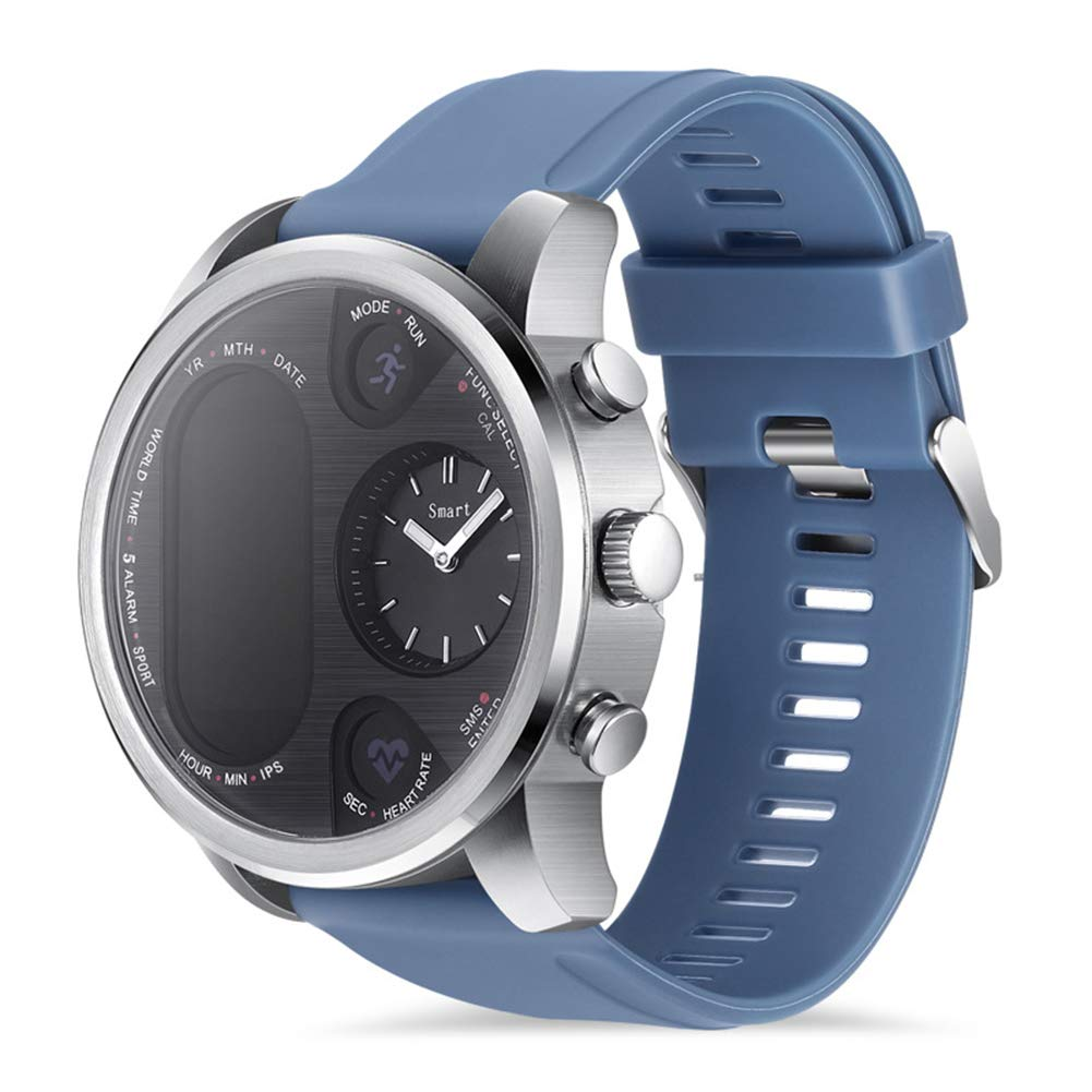 Amazon.com: LIRONG Color Screen Sports Bracelet Bluetooth Connection IP68 Waterproof Heart Rate/Blood Pressure/Sleep Monitoring Watch,A: Electronics