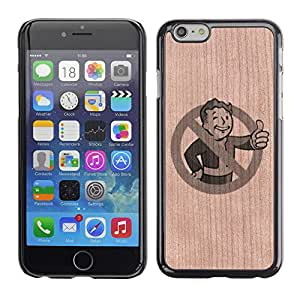 - / Yoga Meditation Art Exercise Training - - Funda Delgada Cubierta Case Cover de Madera / FOR Apple iPhone 6 6S Plus 5.5 / Jordan Colourful Shop/