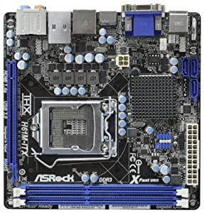 ASRock H61M-ITX - Placa base