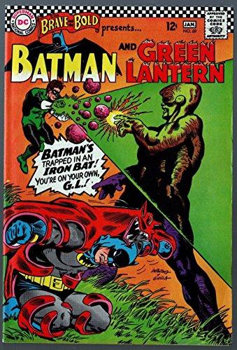 Brave and the Bold (1955) #69 VF- (7.5) Batman & Green Lantern