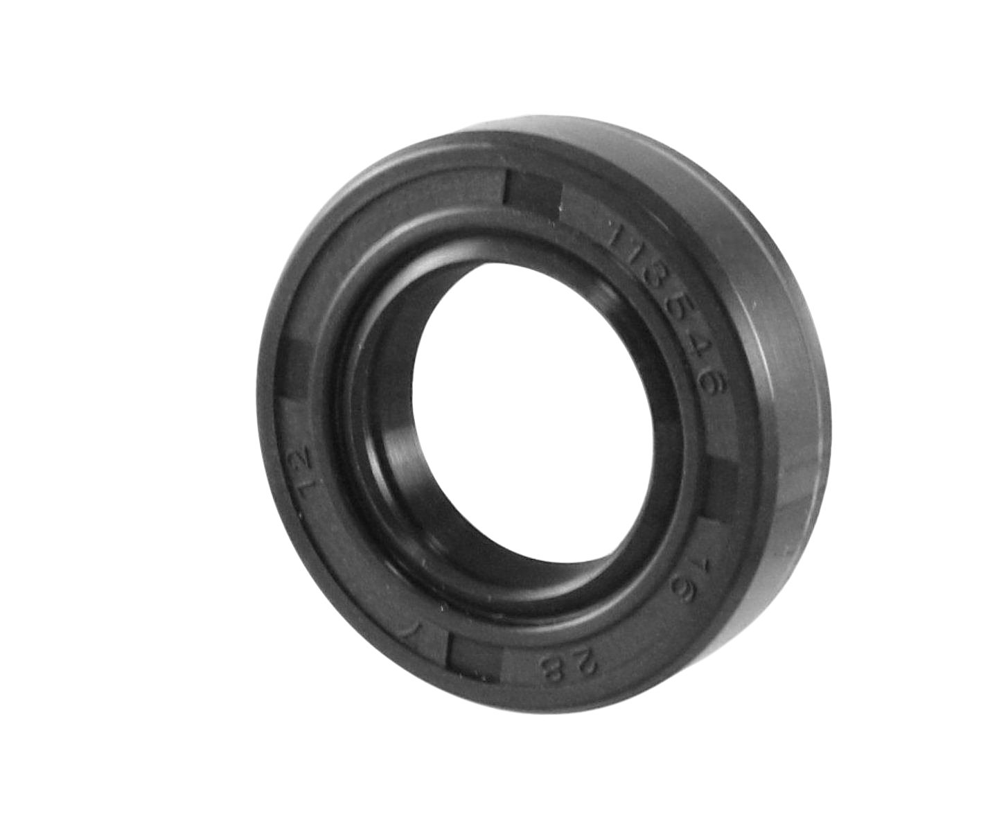 Metal Case w//Nitrile Rubber Coating EAI Oil Seal 28mm X 42mm X 7mm TC Double Lip w//Spring