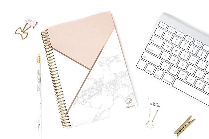 Amazon.com: Bloom Organizador de pasión/objetivos, agenda de ...