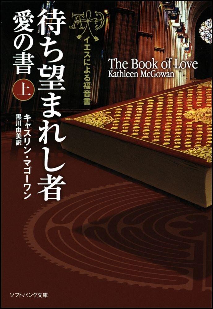 Read Online 待ち望まれし者―愛の書(上) イエスによる福音書 (ソフトバンク文庫NV) pdf