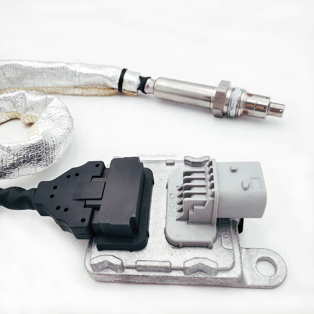 3687930//4326870 Nitrogen Oxide Sensor NOX Sensor 5WK9 6740B fit 2013-2018 Cummins 11.9L 15L ISX15