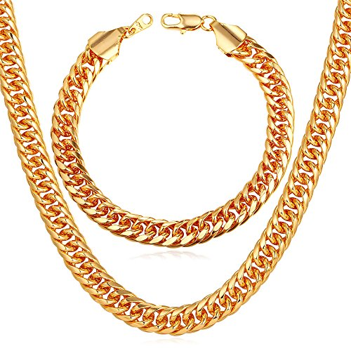 Heavy 6MM 9MM Franco Bracelet Necklace