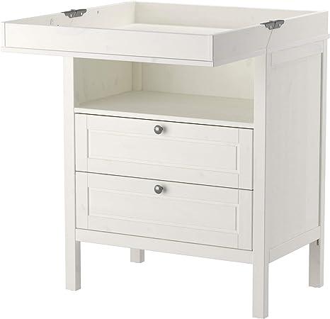 Ikea 603 813 51 Sundvik Table A Langer Blanc Amazon Ca Maison Et