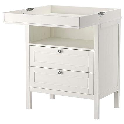 Prime Amazon Com Ikea 603 813 51 Sundvik Changing Table Chest Home Interior And Landscaping Fragforummapetitesourisinfo