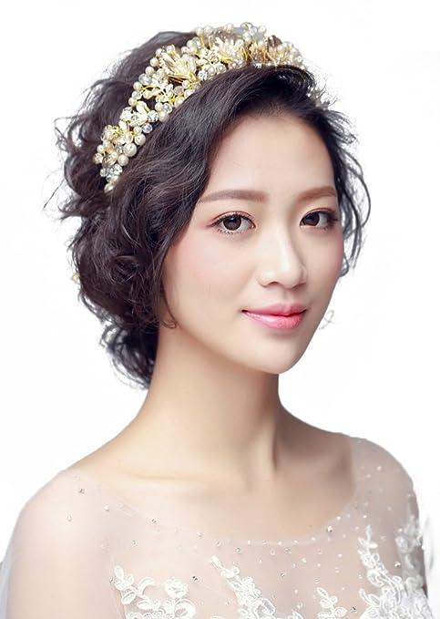 Fascia capelli sposa a63b7ce9cad1