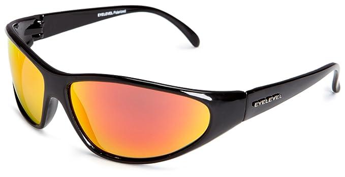 Eyelevel Adventure 2 - Gafas de sol polarizadas para hombre, color rojo, talla única