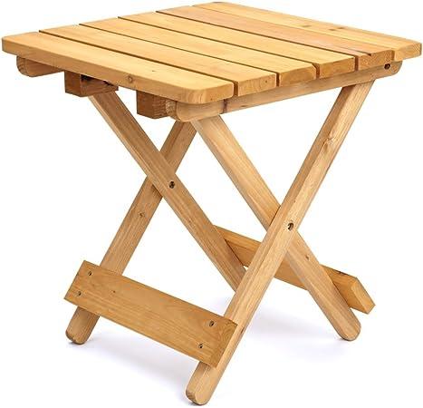 Petite Table En Bois Pliable